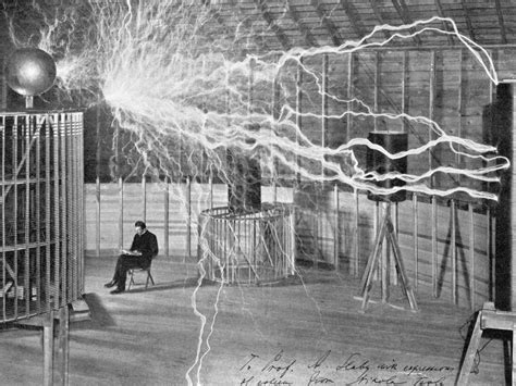 Nikola Tesla Russia Russia Is Building Tesla S Legendary Tower Of Value