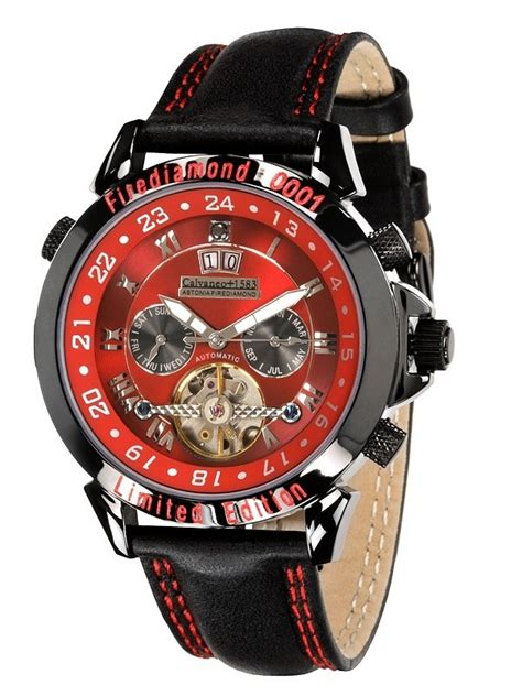 Guess Collection Gc Rip Curl Swiss Army Diesel Guess calvaneo 1583 astonia firediamond brilliant limited edition 3000