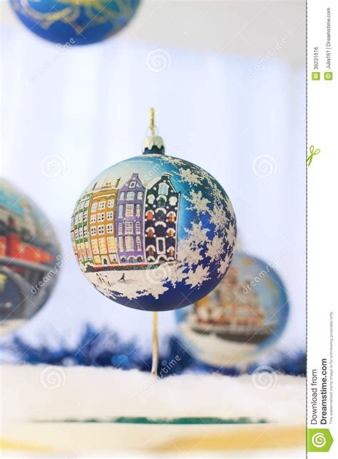 amsterdam house ornaments new year decor stock photo image 36231616