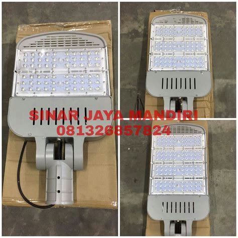 Lu Pju Led Philips 100 Watt pju led mata chip philips sinar jaya mandiri gedung