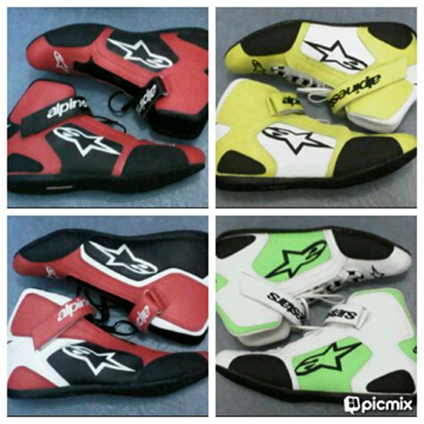 Sepatu Drag Alpinestars Fastline 3 sepatu alpinestar for drag bike advie motor racing shop