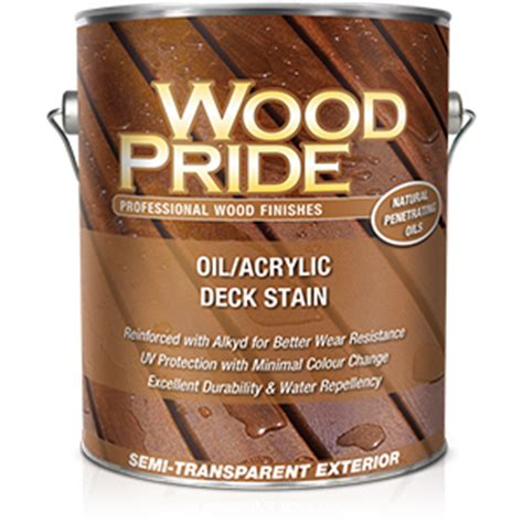 dulux woodpride semi transparent deck stain