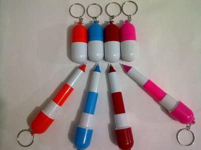 Termurah Pil Pink pen kapsul ganci