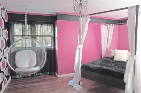 Tween Bedroom Designs Tween Bedroom Contemporary New York By Raine Heidenberg Interior Design