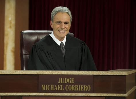 the hot bench judge corriero s experience is undeniable on set of hot