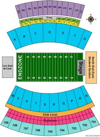 davis wade stadium seating chart davis wade stadium at field tickets in mississippi