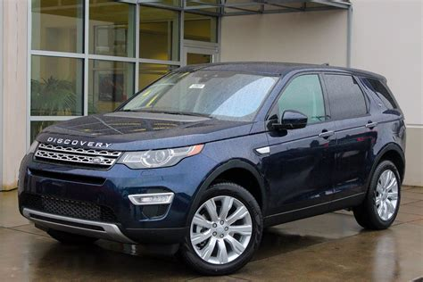 land rover discovery hse 2017 new 2017 land rover discovery sport hse luxury sport