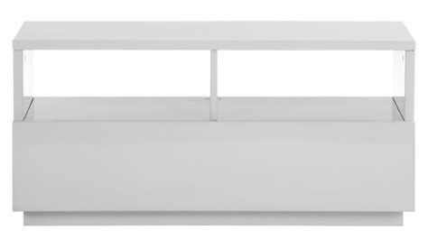 cb2 media console chill white mini media console cb2