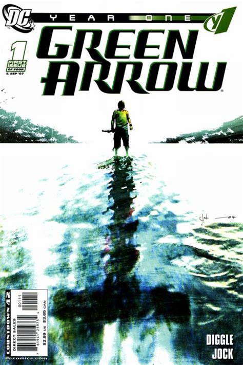 green arrow year one with comic writer andy diggle and comic artist