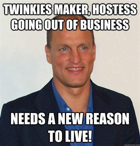 Twinkie Meme - twinkies maker hostess going out of business needs a new