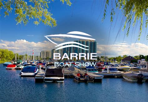 legend boats barrie used june 16 18 2017 barrie boat show boats and places magazine