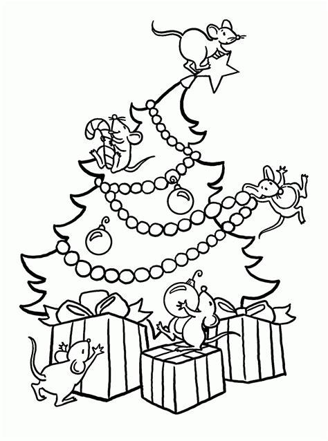 dibujos de navidad arboles dibujos de navidad para colorear im 225 genes navidad para