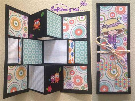 tutorial tarjeta pop up scrapbook diy tarjeta pop up peque 241 a card making tarjeta plegable