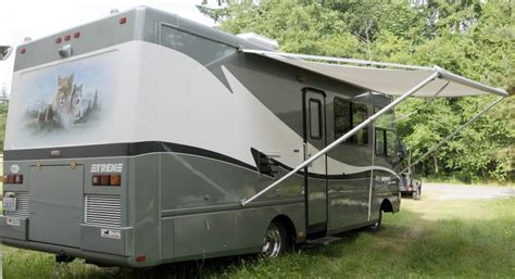 Trailer Awning by Rv Awning Repair 173 Read This Before Starting Your Repair