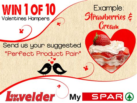Win Strawberries Chagne For Valentines Day by Win An Amazing S Day Her For Two With Spar