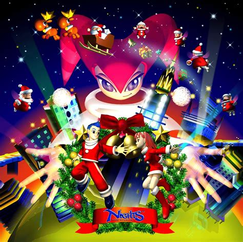 retro review christmas nights into dreams sega nerds