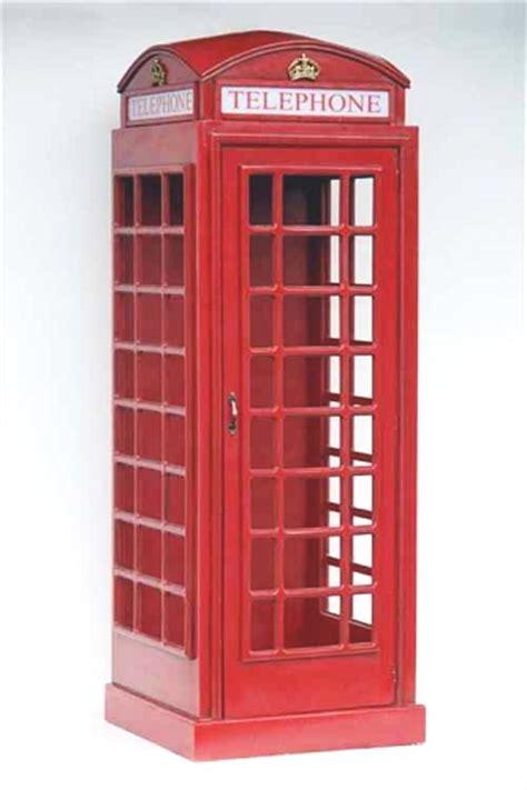 cabina inglese 5246 arredamento cabina telefonica inglese