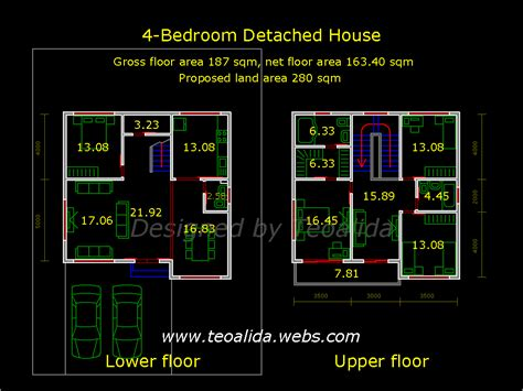 autocad floor plan house floor plans for autocad dwg home deco plans