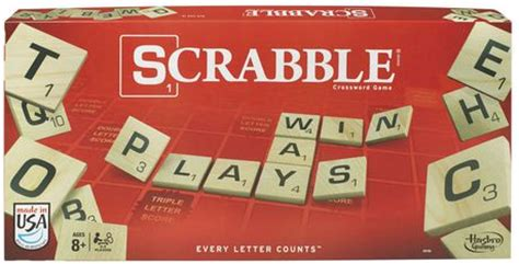 scrabble larger version hasbro gaming scrabble version walmart canada