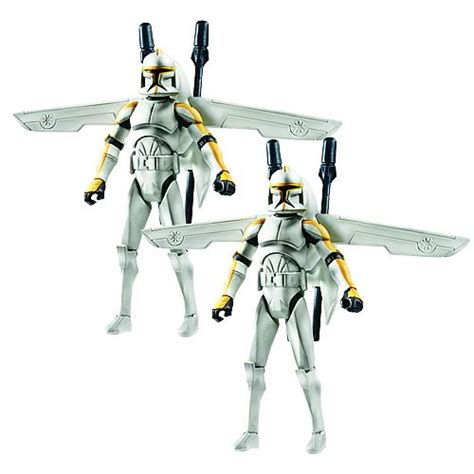 Wars Trooper Vehicles by Wars Clone Wars Clone Troopers With Jet Packs