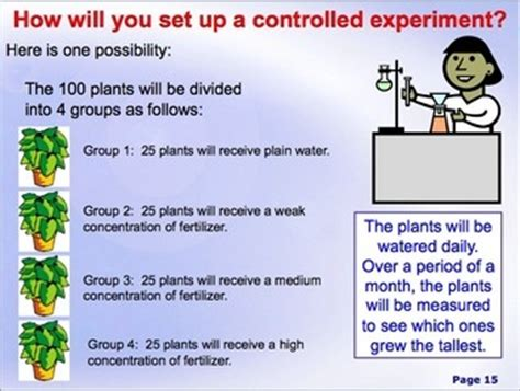 design an experiment using the scientific method exle 17 best images about science scientific method on