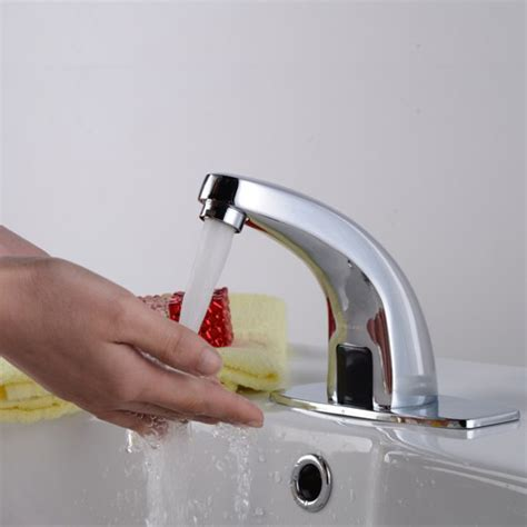 get cheap automatic faucets commercial aliexpress
