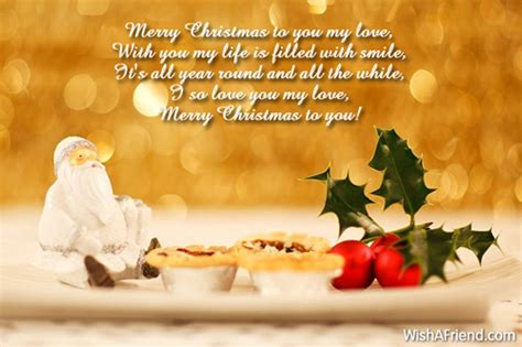 merry christmas    love  christmas message  boyfriend