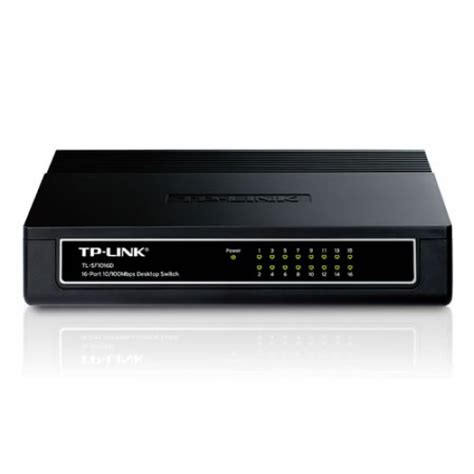 Router Tp Link 16 Port tp link or tenda 16 port 10 100 network hub techmania