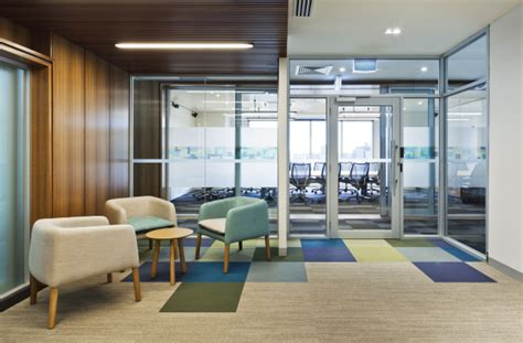 interior design government state government of office fit out finalist