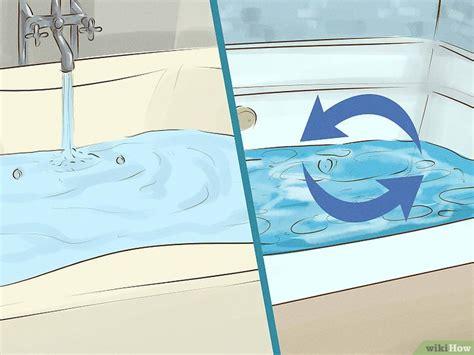 pulizia vasca idromassaggio 3 modi per pulire i getti di una vasca idromassaggio
