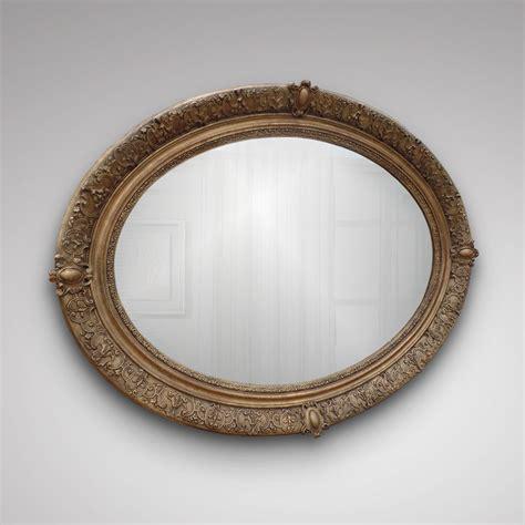 hicks and hicks oval framed tilting mirror hicks hicks d j hicks antique furniture