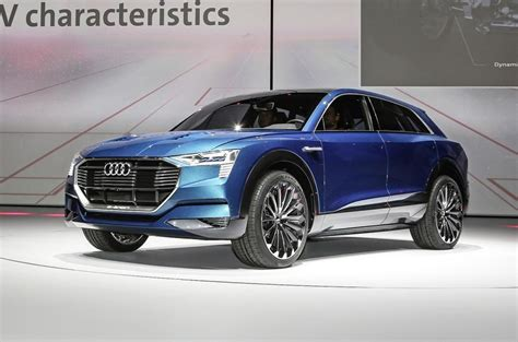 new all electric audi suv won t be called q6 autocar