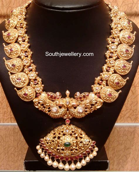 antique design jewellery designs latest indian jewellery designs 2016