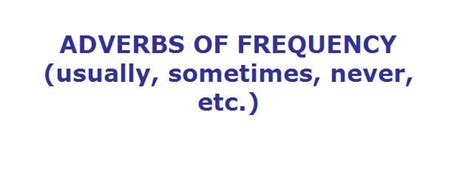 preguntas con frequency adverbs lessons for beginning english learners