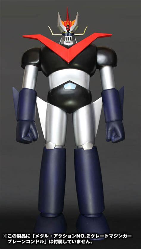 Figure Mazinkaiser Kaiser Pilder Black Color Limited Metal No 5 amiami character hobby shop metal no 2 brain