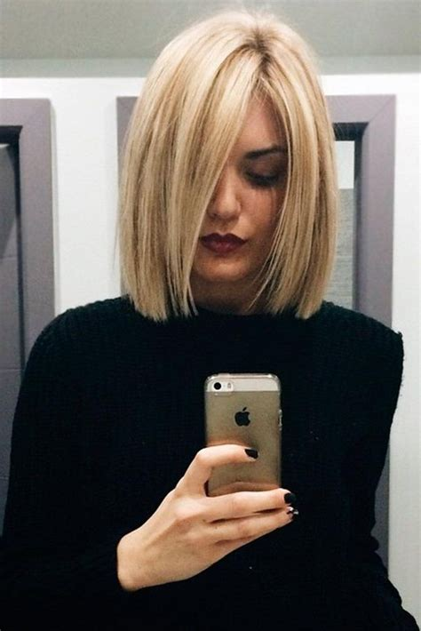 hairstyle ideas blonde bob 2018 latest blonde bob hairstyles