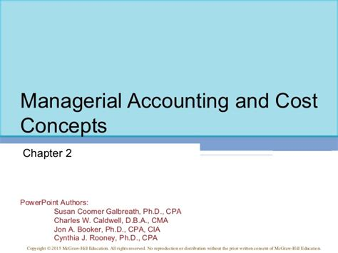 A Cpa And Mba Is Powerful Combination by Managerial Accounting Financial Statements Images Frompo