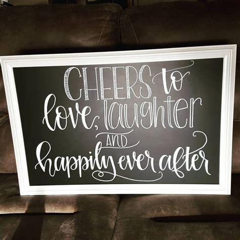 The 25  best Wedding chalkboard sayings ideas on Pinterest