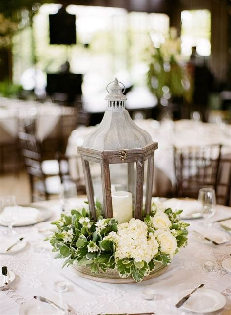 Best 25  Rustic lantern centerpieces ideas on Pinterest