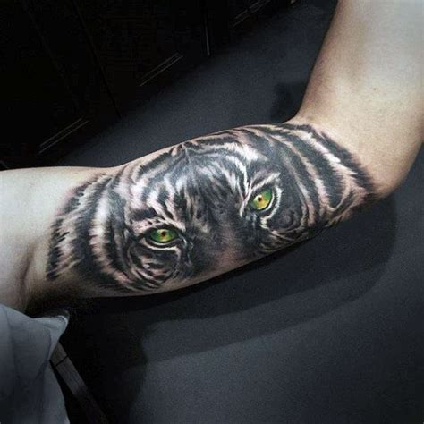 tattoo eye of the tiger 40 tiger eyes tattoo designs for men realistic animal