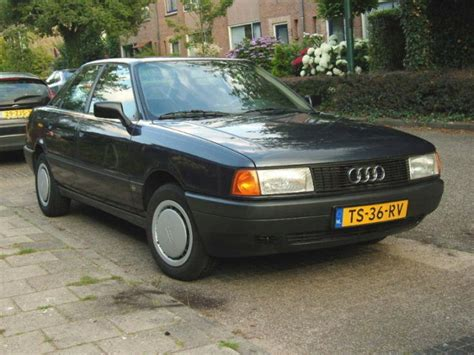 how to learn about cars 1988 audi 80 90 electronic toll collection audi 80 1 8 1988 autoweek nl
