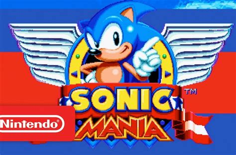 console e mania shop new in the nintendo switch eshop sonic mania troll
