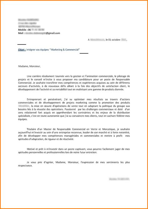 Lettre De Motivation De R Emploi exemple accroche lettre de motivation 28 images