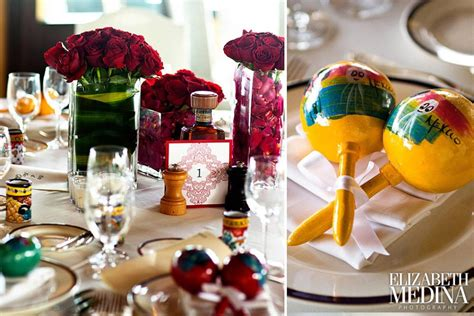 mexican themed table decorations angie1017 s wedding planning journal destination wedding
