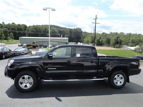 tacoma double cab long bed purchase new new 2013 tacoma double cab long bed 4 0l v6