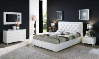 Contemporary Bedrooms White Contemporary Bedroom Furniture High Quality