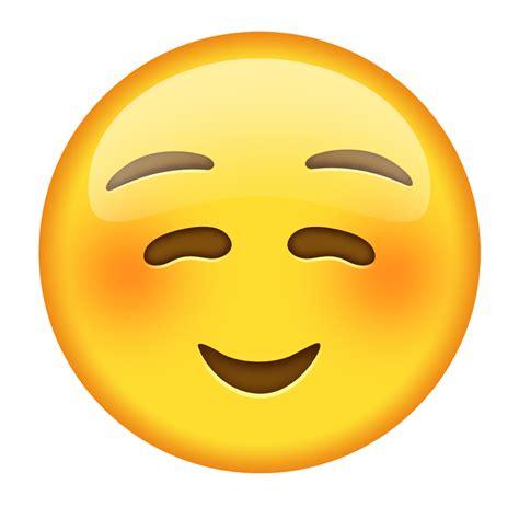 emoji png blush emoji pixshark com images galleries with a bite