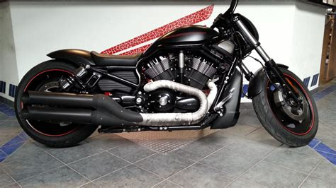Motorrad Harley V Rod by Umgebautes Motorrad Harley Davidson V Rod Rod Vrscd