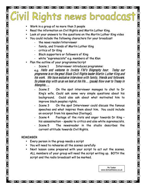 14th Amendment Worksheet by Worksheet Civil Rights Worksheets Recetasnaturista