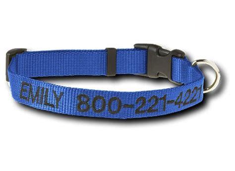 ll bean collar ll bean personalized collar 18 95 puppy
